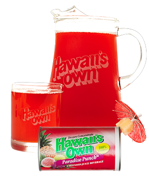 Hawaiis Own - Tropical Juice